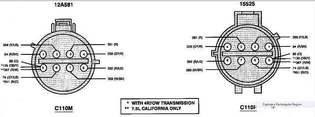 Wiring Diagram For E4od