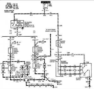 does anyone have ac wiring diagram?  Ford F150 Forum