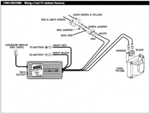 Help wiring a MSD 6AL box  Ford F150 Forum  Community of Ford Truck Fans