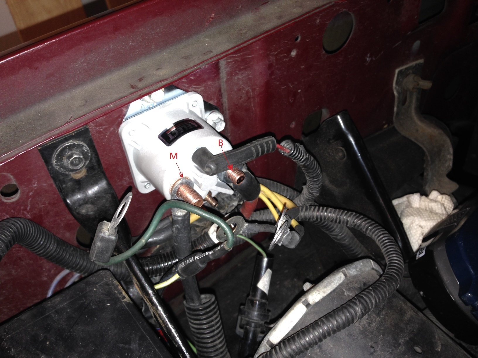 Ford 8n Starter Solenoid Wiring Diagram 39 Images Convetson For 9n Tractor 2n Readingrat Net 434047d1464917417 No Signs Battery Power After Changing Solenoidresize665