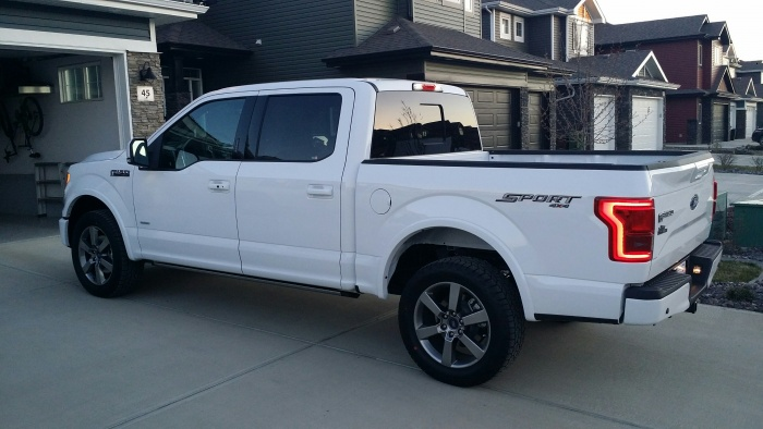 White Lariat Sport Ford F150 Forum Community Of Ford