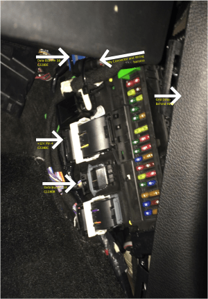OEM Ambient Lighting Installed in 2015 XLT, MFT Controlled, Success  Ford F150 Forum