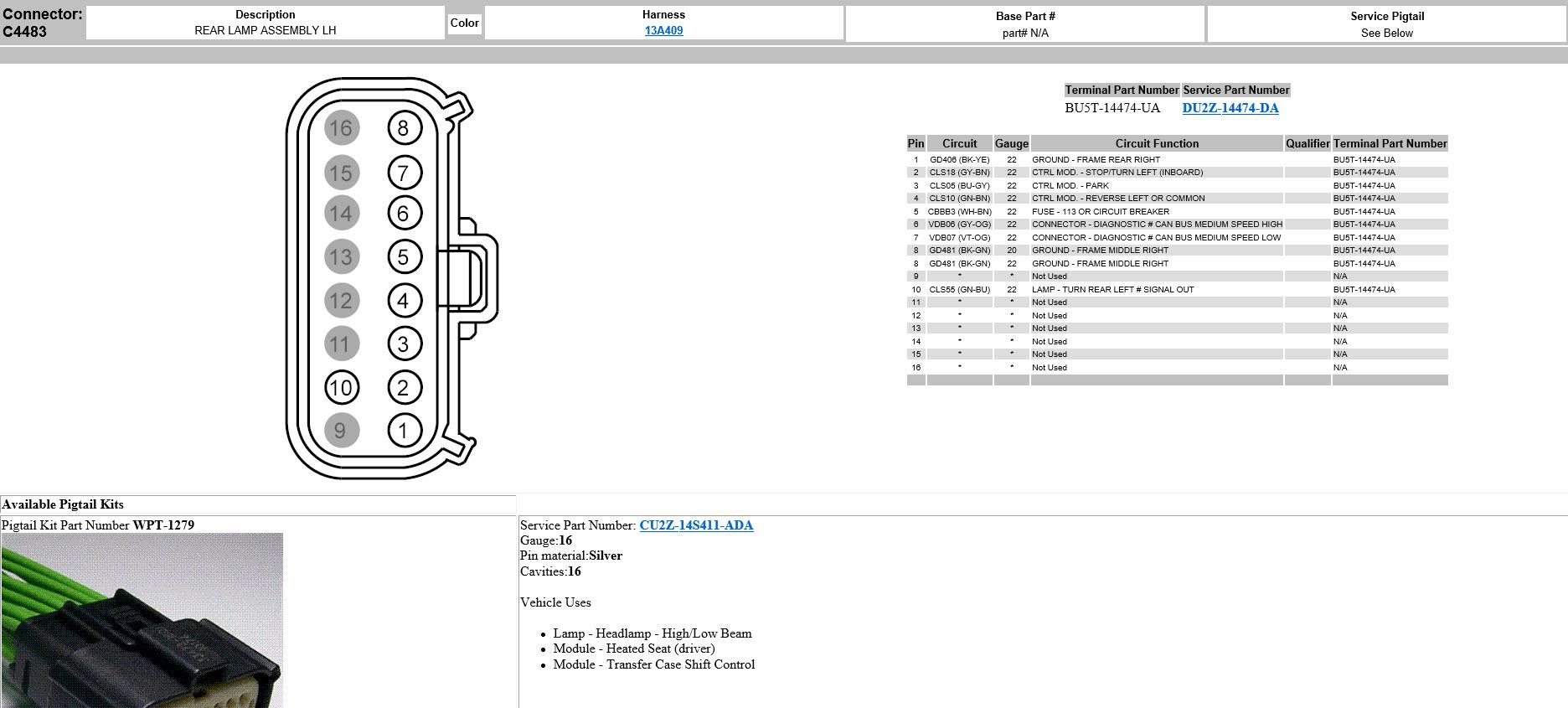 Toyota Hilux Towbar Wiring Harness Schematic Diagrams Diagram Installation 47 Car Radio