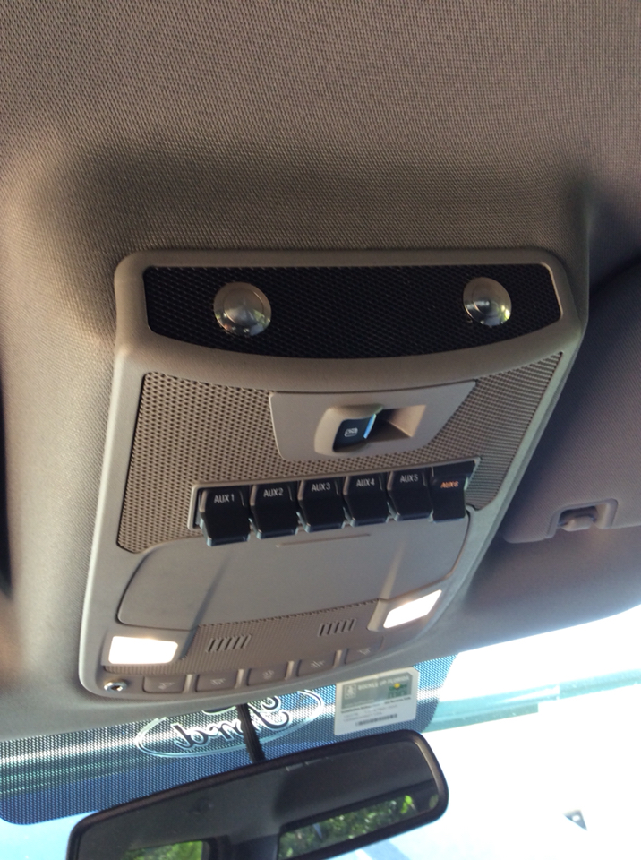 Retrofit 2017 F 250 Aux Switch Panel In F 150 Page 28