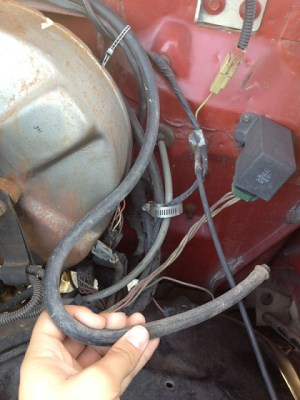 Cruise control cable?  Ford F150 Forum  Community of