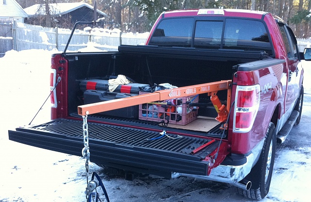 Pickup Bed Crane Page 2 Ford F150 Forum Community Of