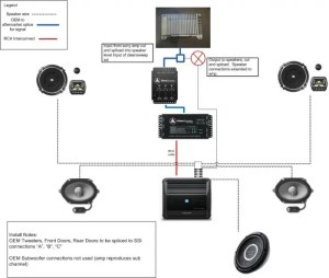 Help with JL CleanSweep installation with Sony Nav (with wiring diagrams)  Ford F150 Forum