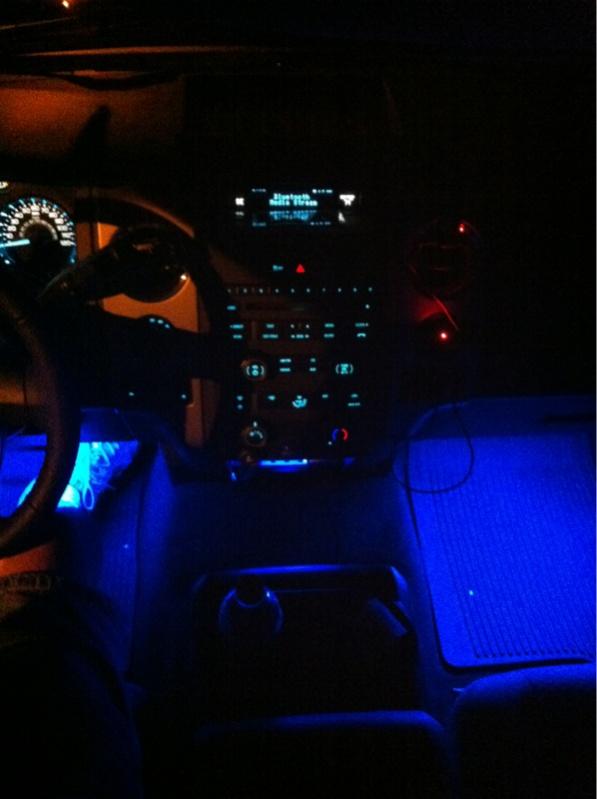 Autozone Interior Lights