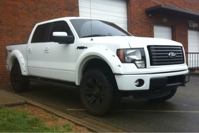 F150 And Wheels Tires 2010