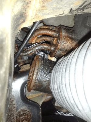 power steering leak  Ford F150 Forum  Community of Ford