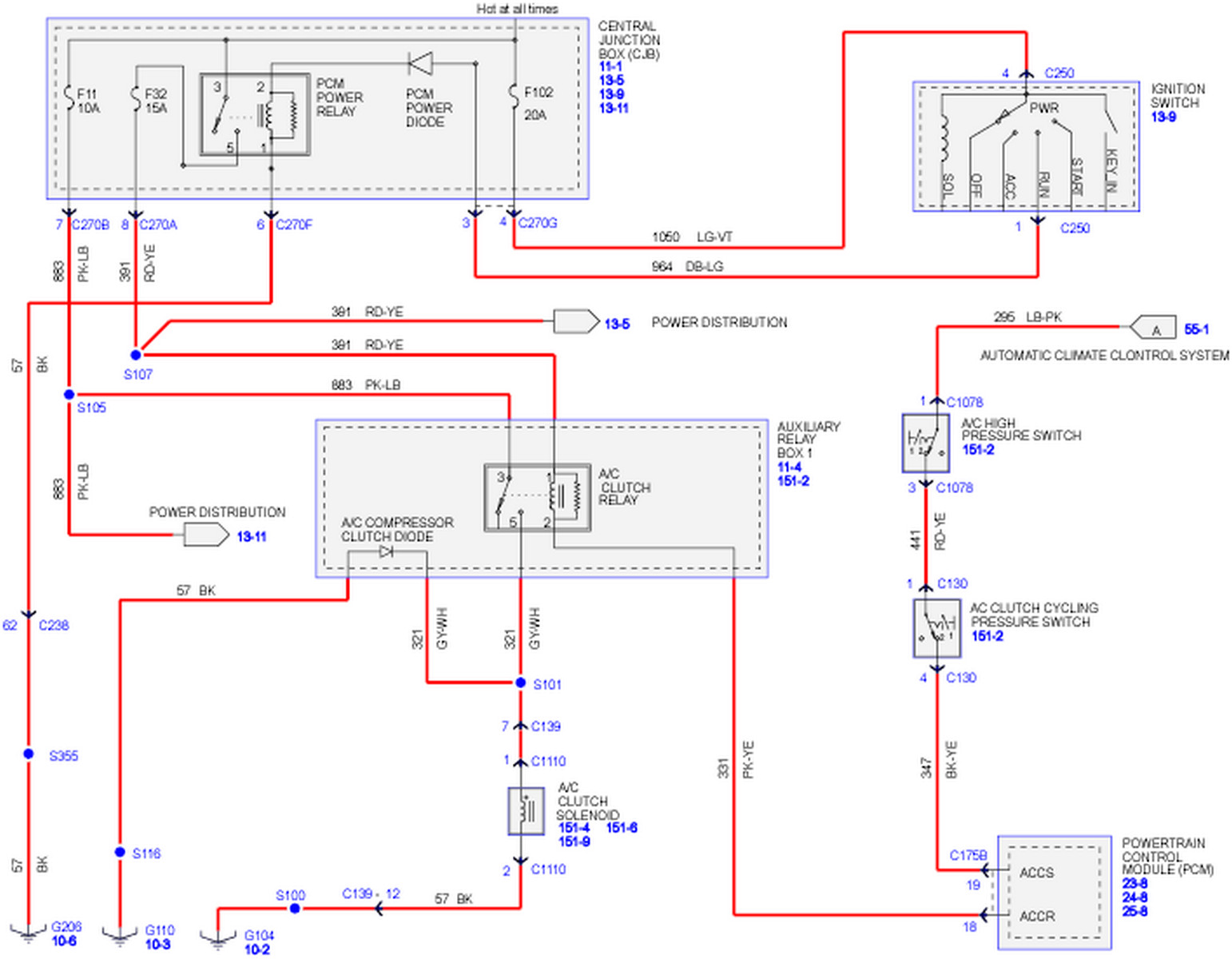 425634d1460336517 c clutch not engaging f 150_a c_relay_system_wiring c bus wiring diagram dolgular com clipsal c bus wiring diagram at soozxer.org