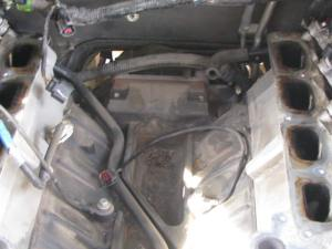 does anybodywhere is the Cylinder Head Temperature sensor on a 2006 46 liter, please  Ford