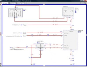 Parking Aid Wiring Diagrams  Ford F150 Forum  Community of Ford Truck Fans
