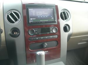 2005 F150 Lariat Stereo Steering Controls Question  Ford