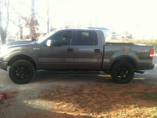 Wheels Black F Grey 150