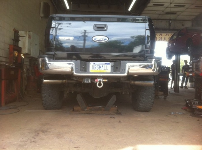 5 inch exhaust tip page 2 ford