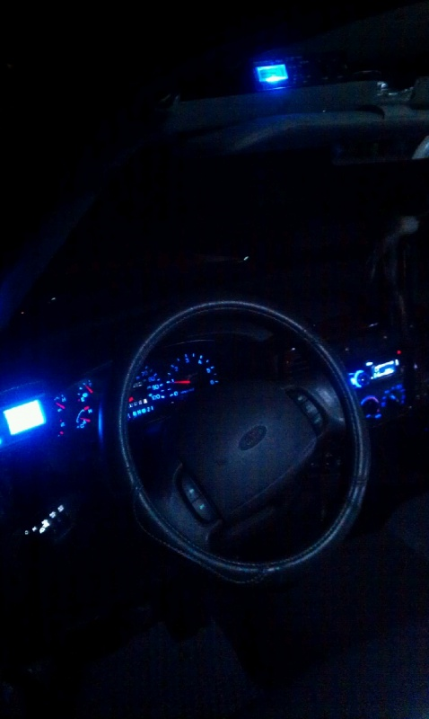 Under Dash Led Lights
