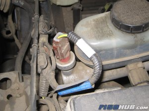 Ford F150 Brake Pressure Sensor Replacement