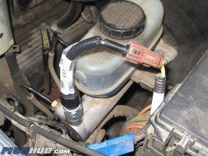 Ford F150 Brake Pressure Sensor Replacement