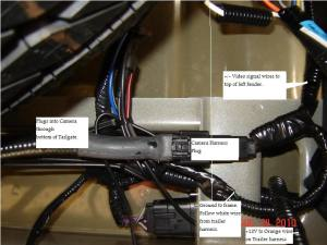 2010 F150 Mirror Backup Camera Install  F150online Forums