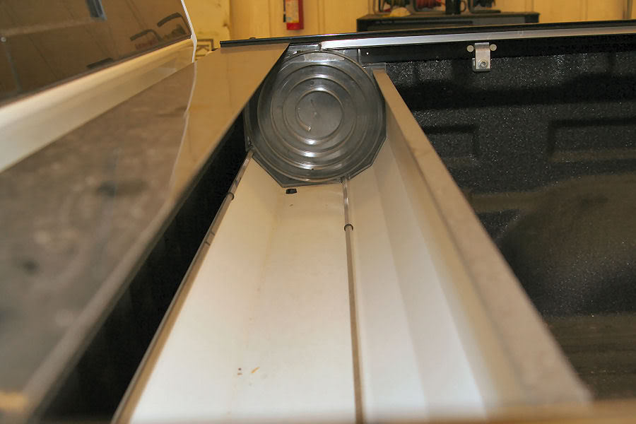Any Info On The Roll Top Cover By Retrax F150online Forums