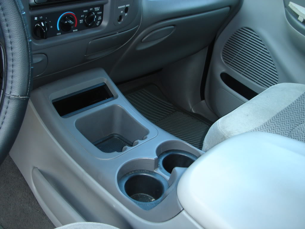 Pictures Expy Center Console Mod F150online Forums