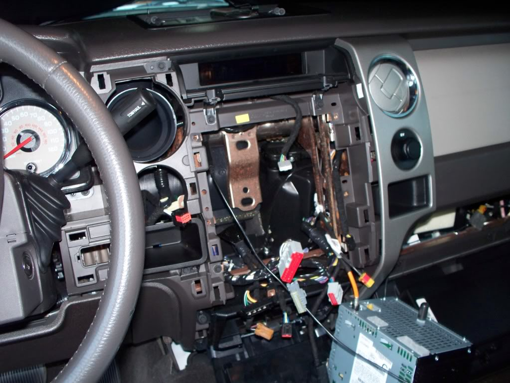 32777d1501889538 2009 f150 stereo wiring 100_4432?resize=665%2C500&ssl=1 2009 ford f150 radio wiring harness diagram wiring diagram 2009 ford f150 wiring harness at alyssarenee.co