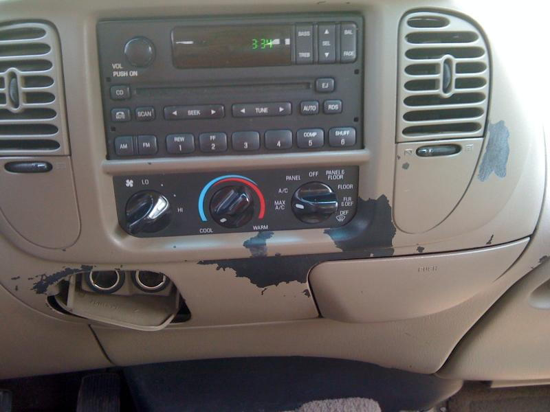 Painted Dash F150online Forums