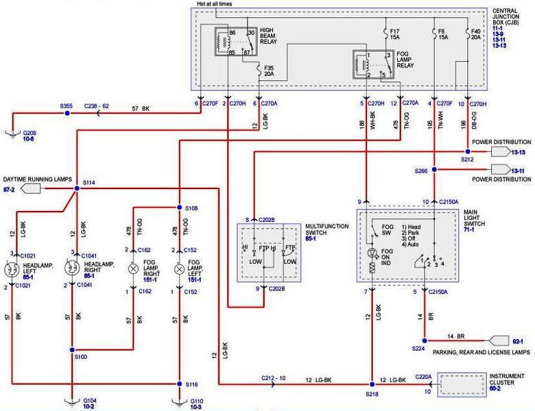 2010 ford f150 radio wiring diagram  | efcaviation.com