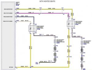 F150 Loaded Seat Wiring diagram  F150online Forums