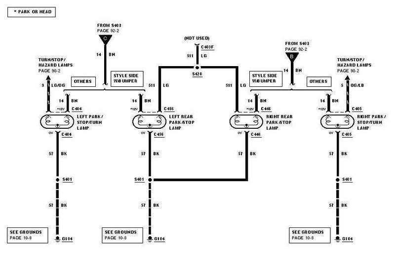 2003 Ford Ranger Wiring Schematic - Wiring Diagram