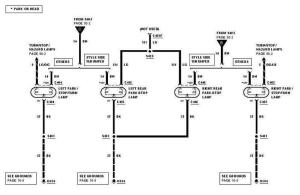 F150 tail light wiring  Diagrams online