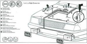 HELLA 500 FOG LIGHT WIRING DIAGRAM  Auto Electrical Wiring Diagram