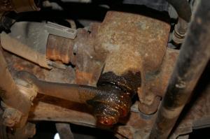 Power steering fluid leak  F150online Forums