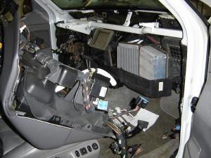 Blend door motoractuator?  F150online Forums