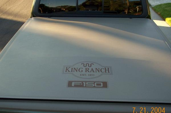 Ebay King Ranch Tonneau Cover F150online Forums