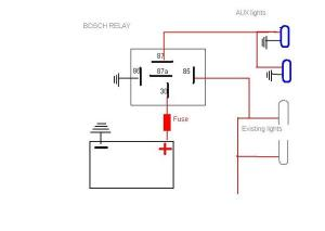 2005 F150 Fog Lamp Wiring Diagram  F150online Forums