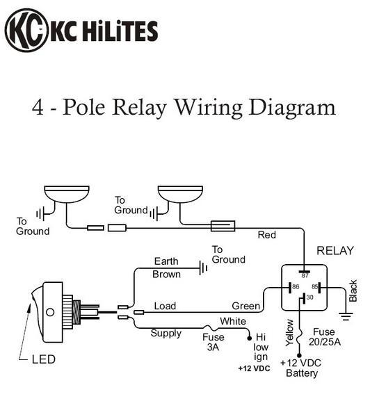 Kc Hilites Wiring Diagram Dolgular – Kc Hilites Wire Harness