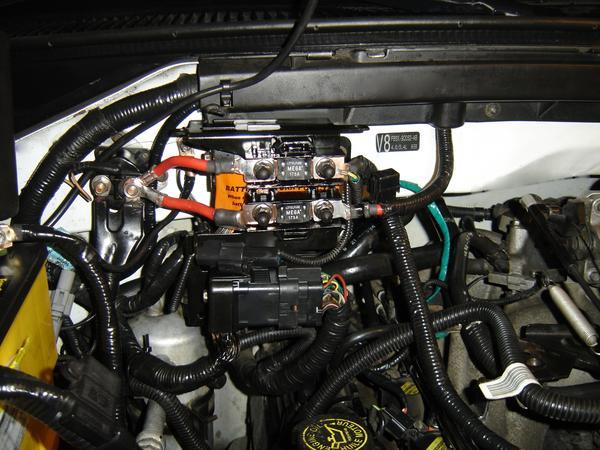 Alternator Ford Wiring 150 F Diagram