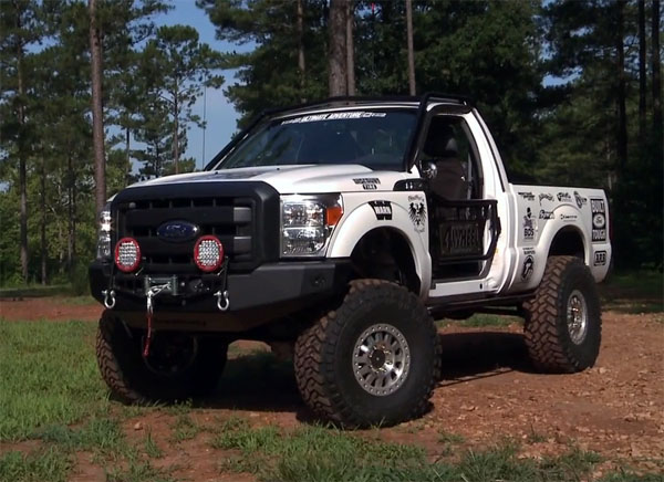 Ford F-250 Ultimate Super Dirty