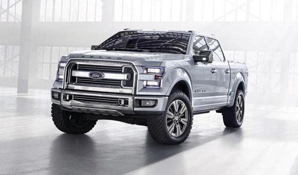 Ford Atlas Concept Home