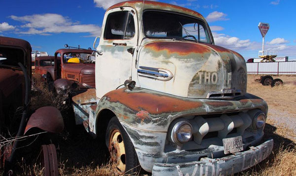 Ford Truck Home