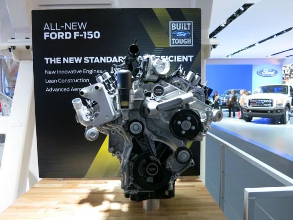 2.7-liter Ecoboost V6