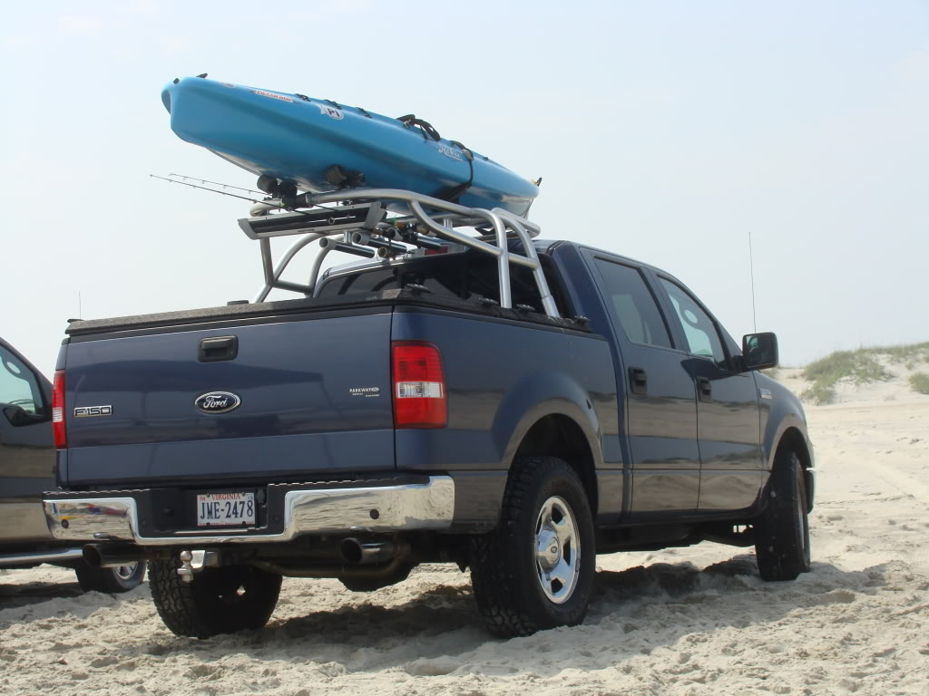 venta f150 kayak rack en stock