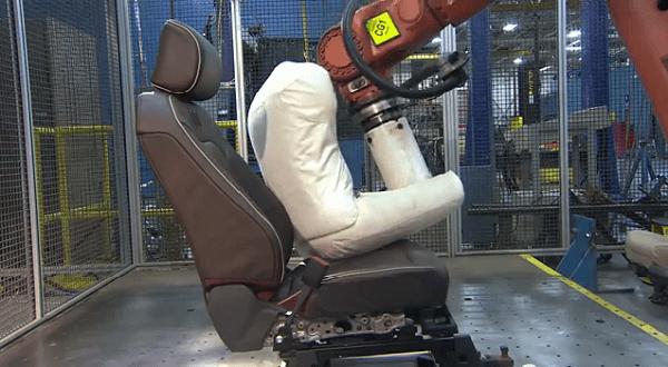 Seat Testing