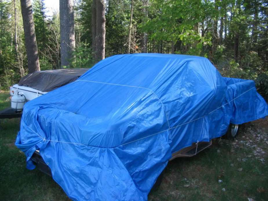 F-150 Covered