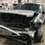 Wrecked 2011 F150 2