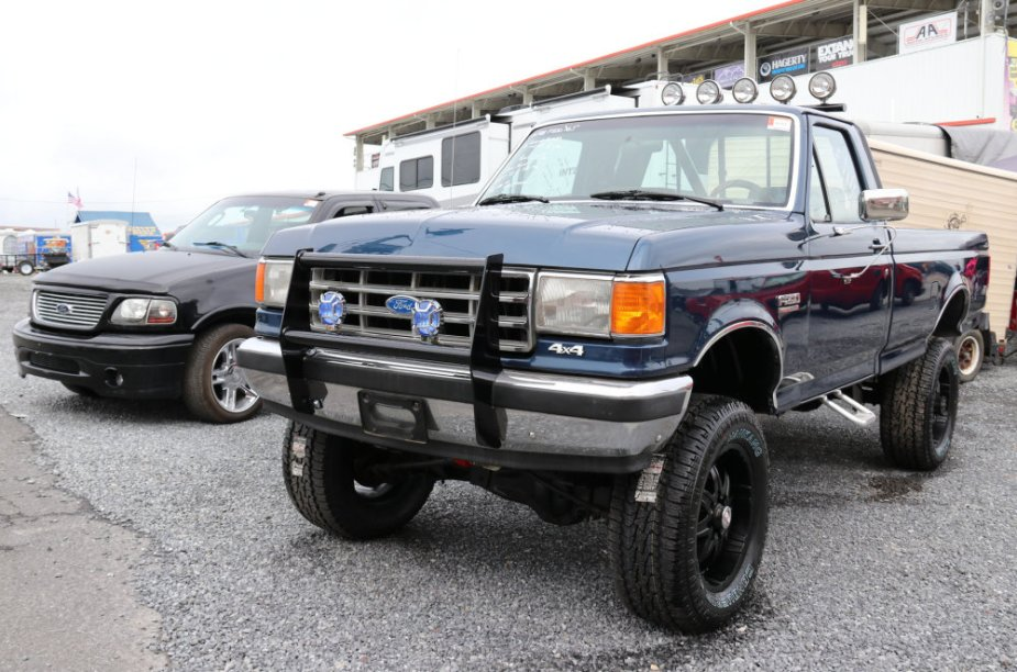 Ford Truck Pair