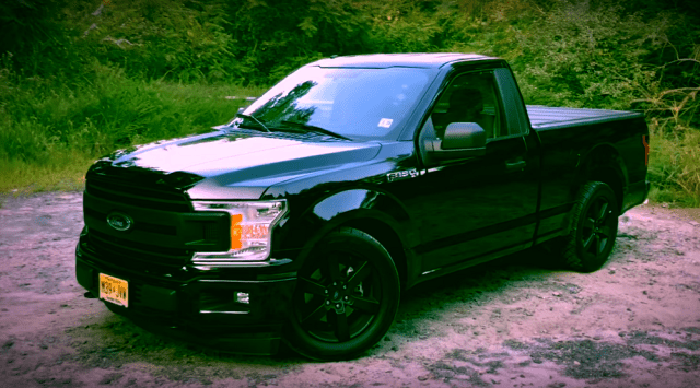 Whipple Supercharged Ford F-150