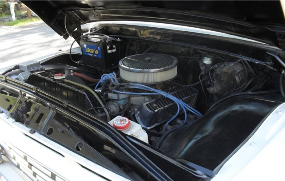 1963 Ford F-100 Engine